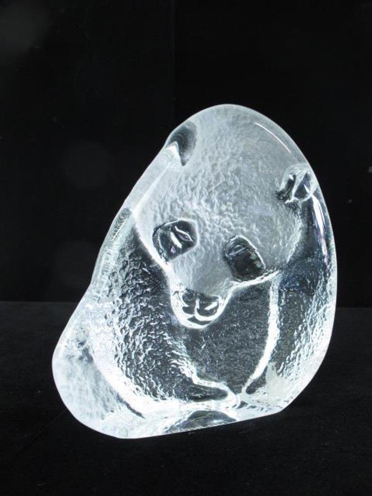 Marano Glass Bear