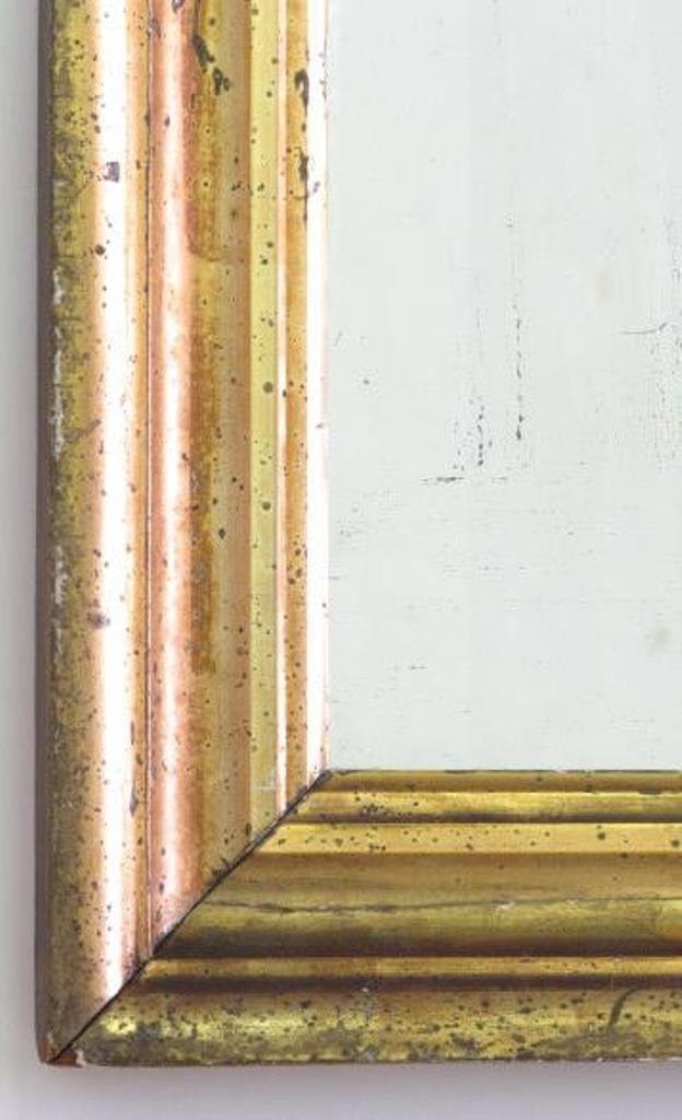 Gilt Wood Wall Mirror - 5