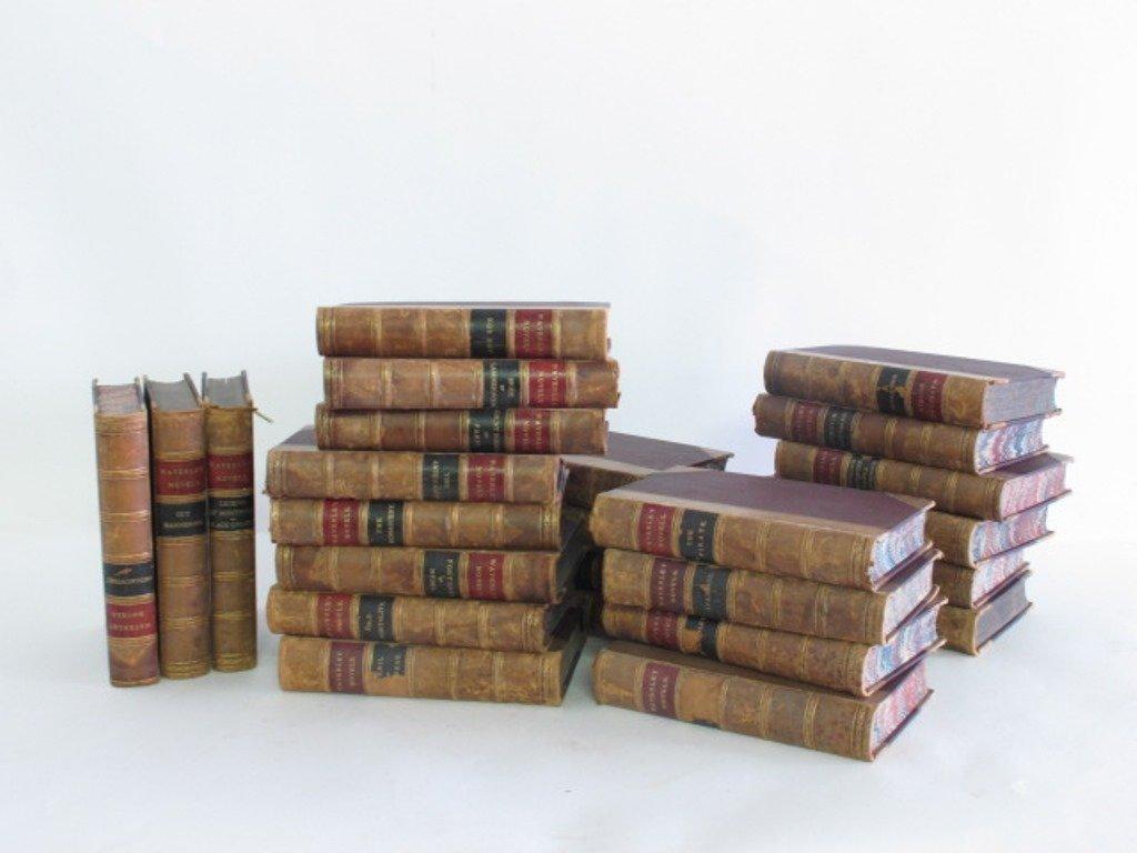 Antique Waverley Novels Collection