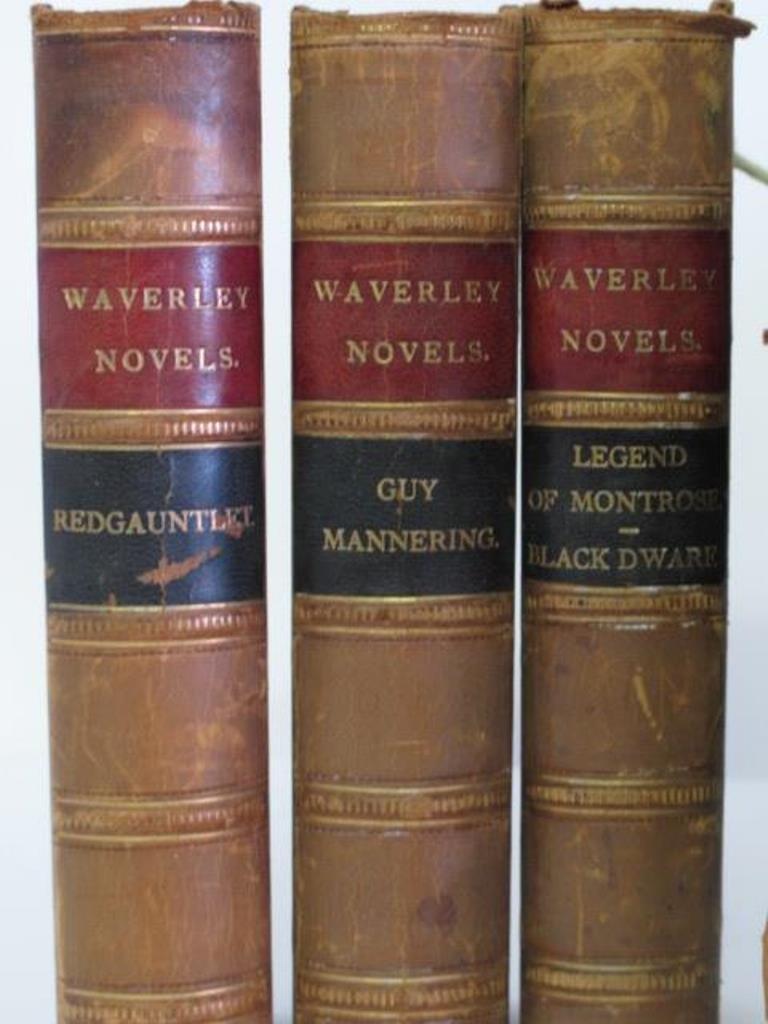 Antique Waverley Novels Collection - 2