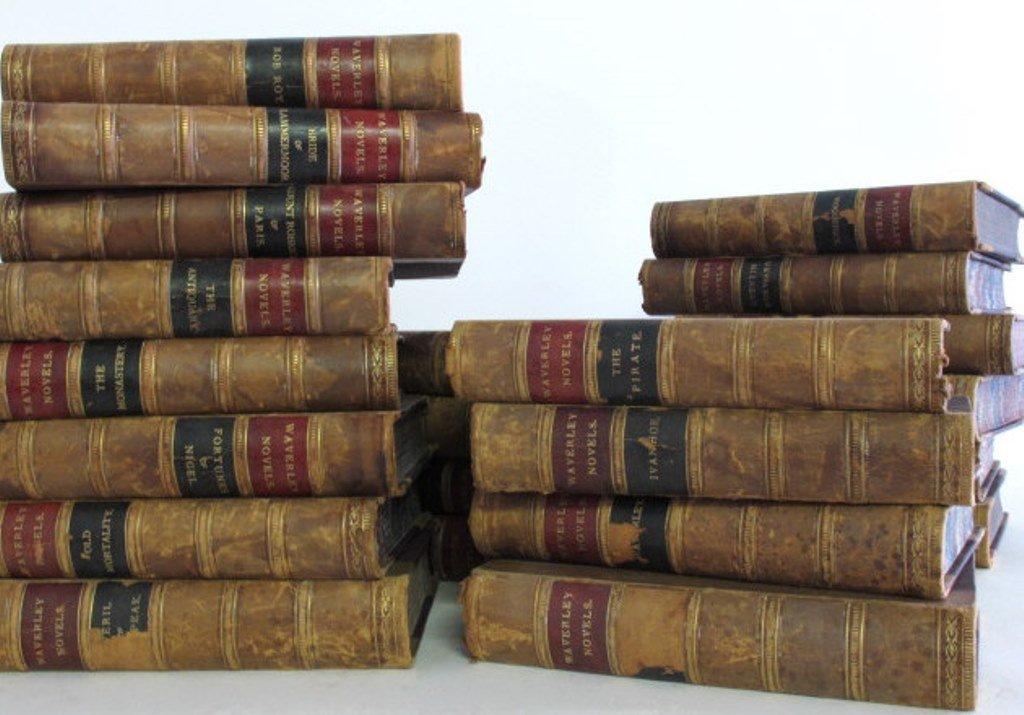Antique Waverley Novels Collection - 3