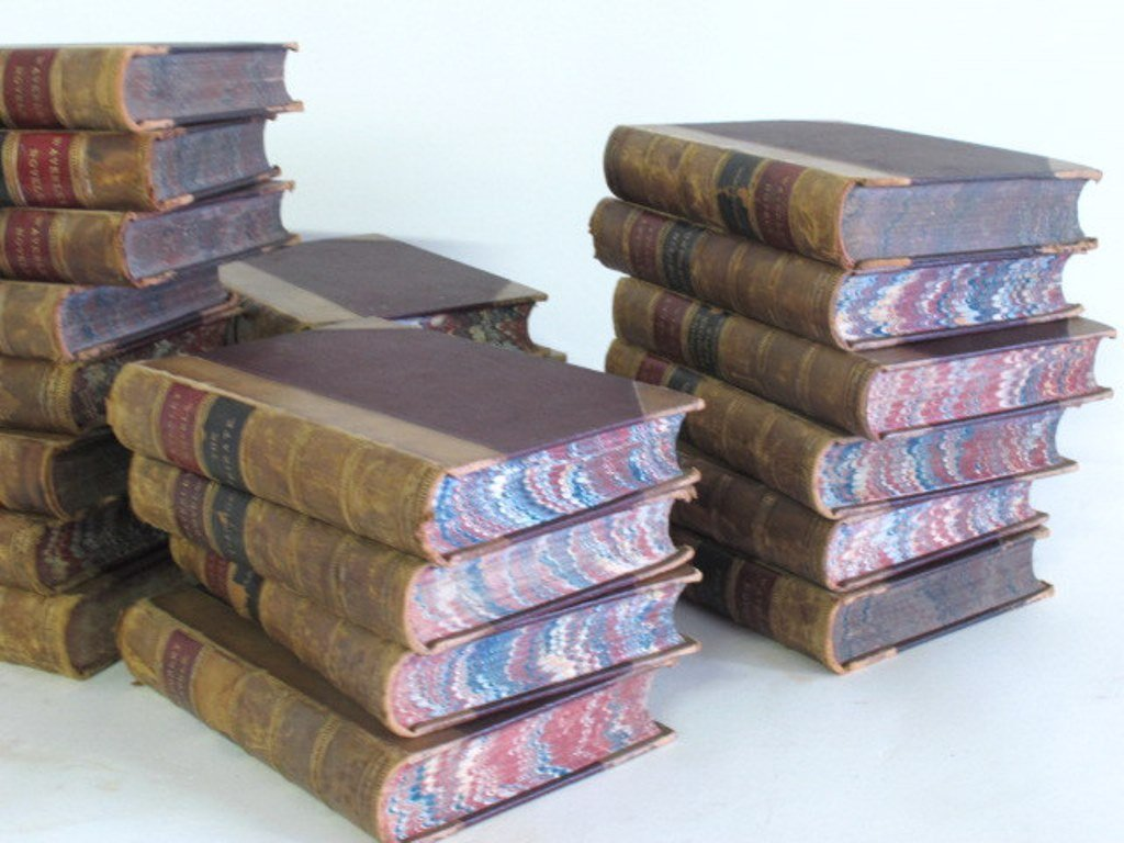 Antique Waverley Novels Collection - 5