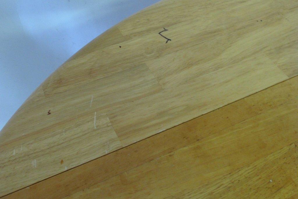 Drop Leaf Oak Table - 3