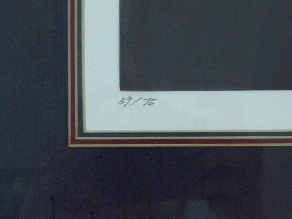 Ushio Takahashi (1944-) Signed Print - 4
