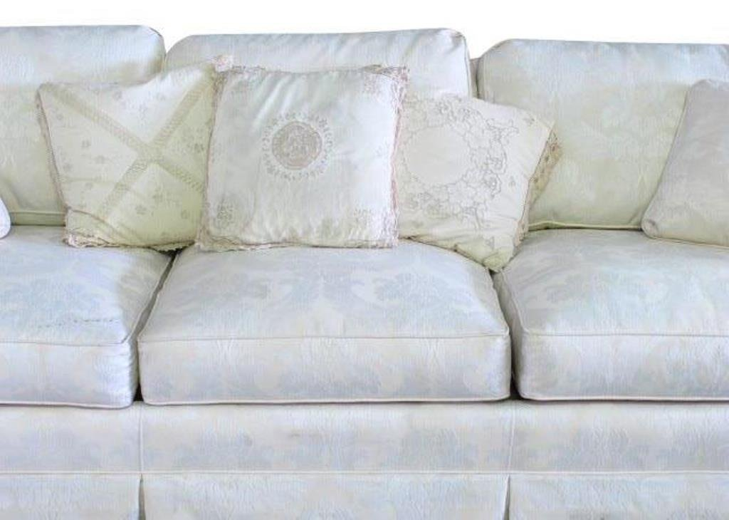 White Sofa - 2
