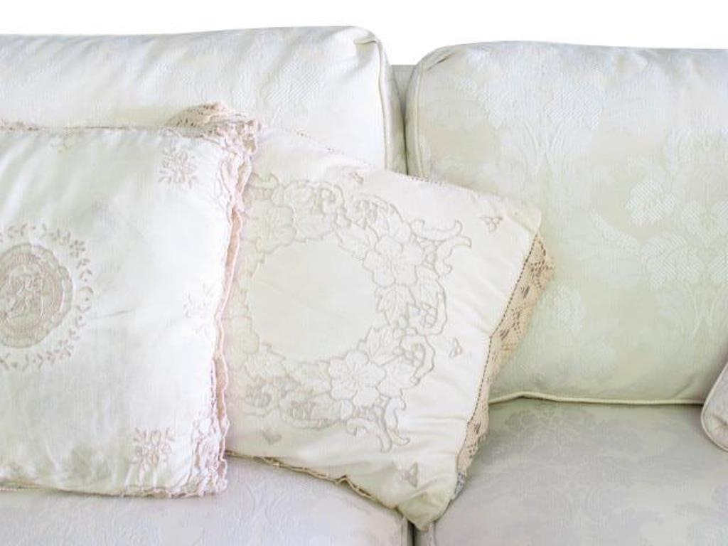 White Sofa - 5