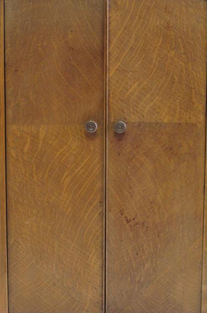 Wooden Cabinet - 3