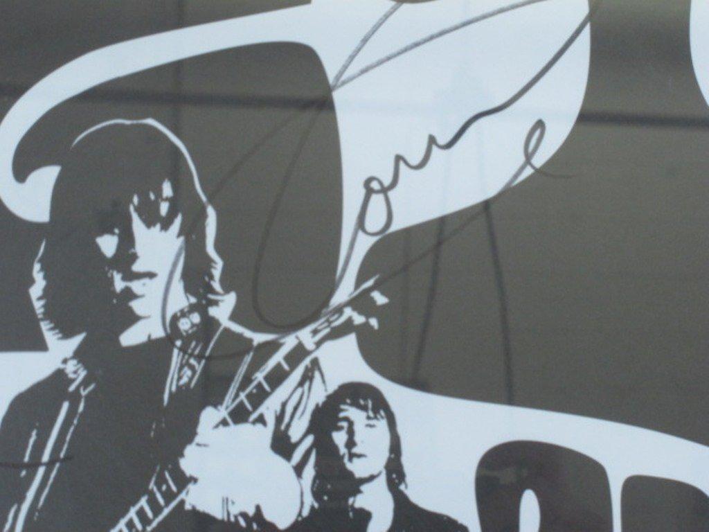 "Signed Jet ""Get Born"" Album Poster - 10"