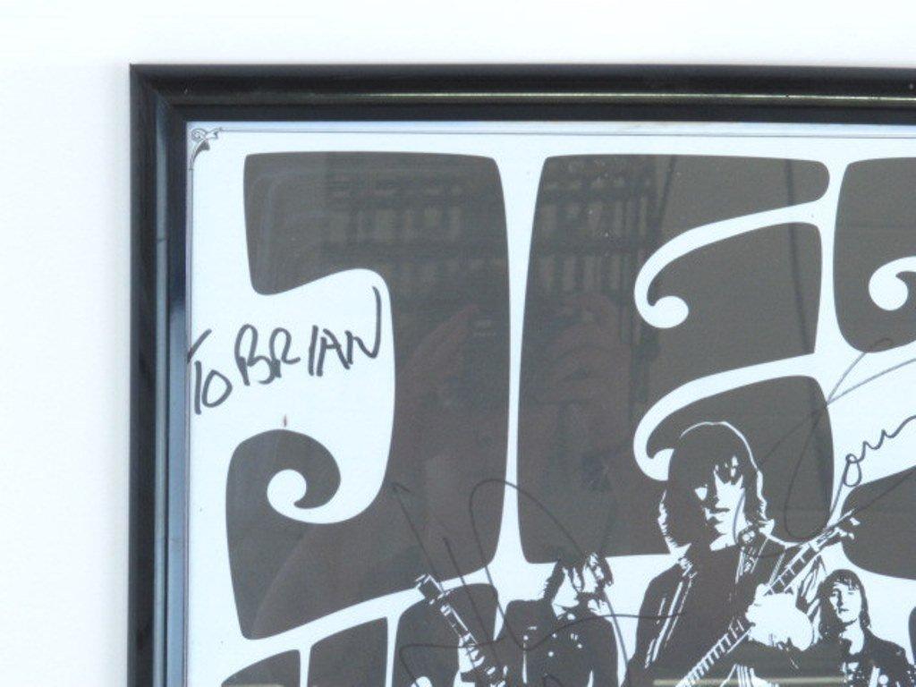 "Signed Jet ""Get Born"" Album Poster - 3"