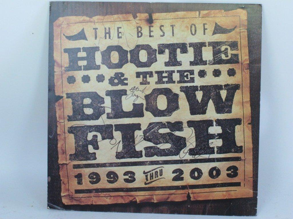 Pair of Hootie and the Blowfish Memorabilia Items - 2