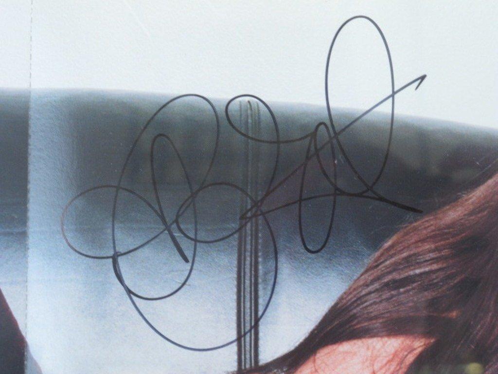 Alanis Morissette Autographed Poster Pair - 5