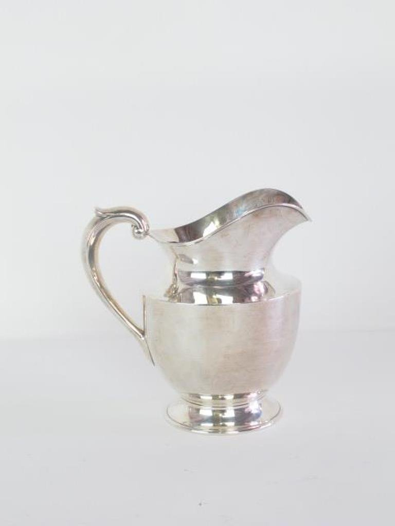 Sterling Silver Water Pitcher - 4