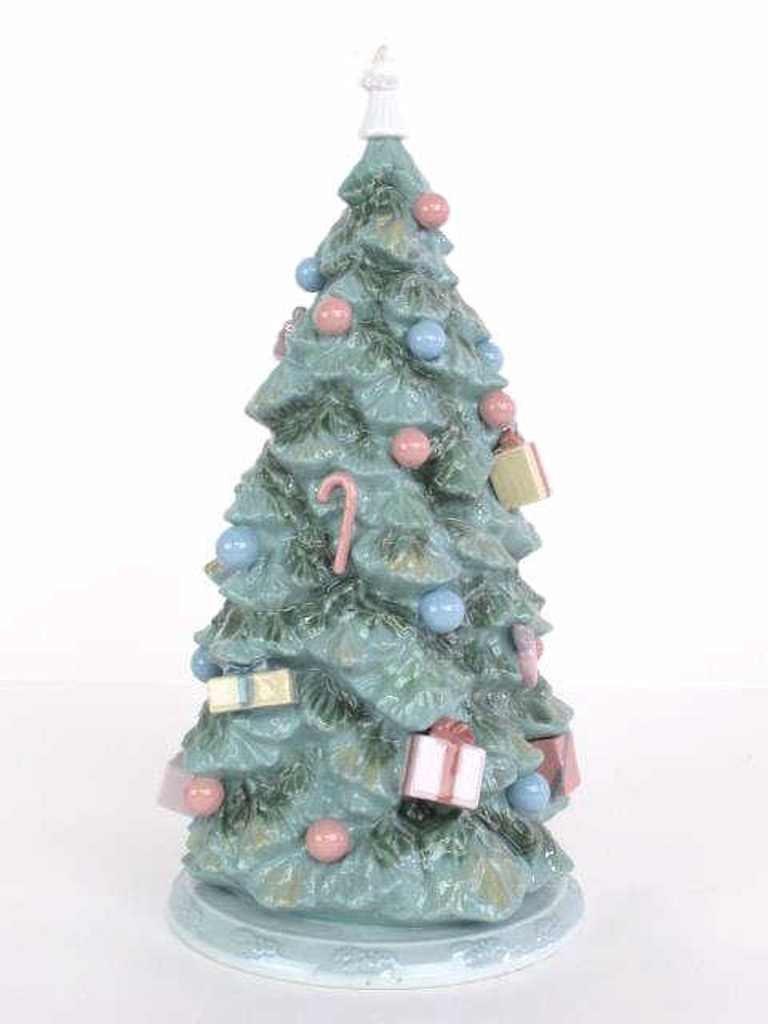 "Lladro ""Christmas is Here"" Tree - 2"