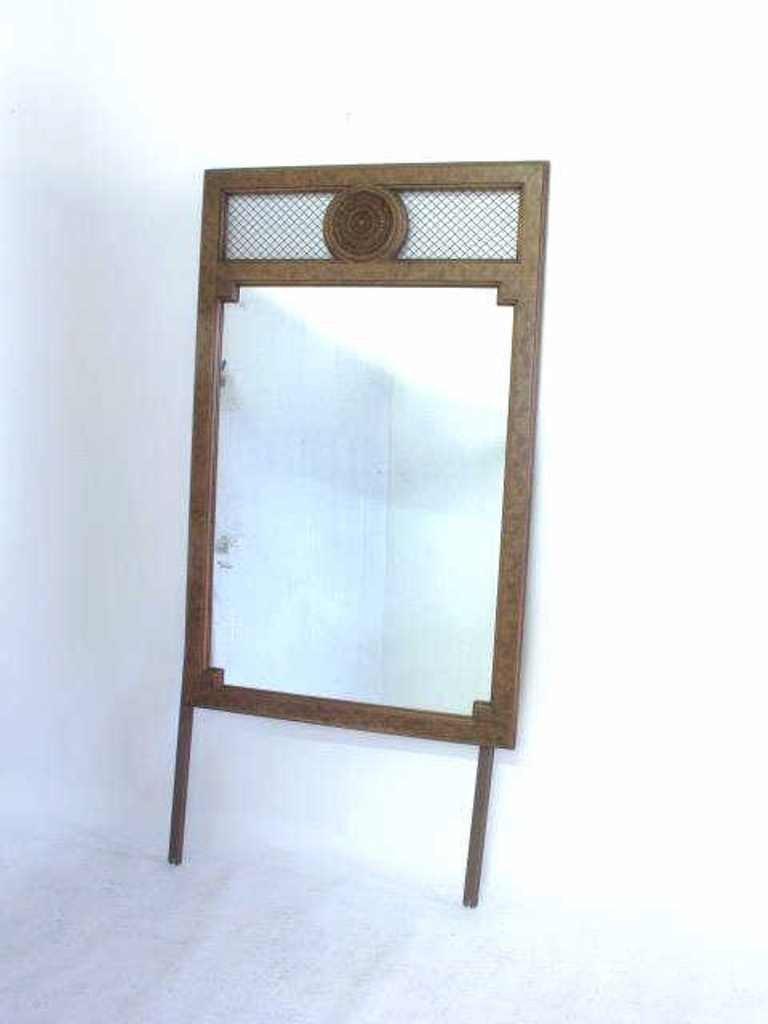 Mid Century Dresser with Mirror - 10