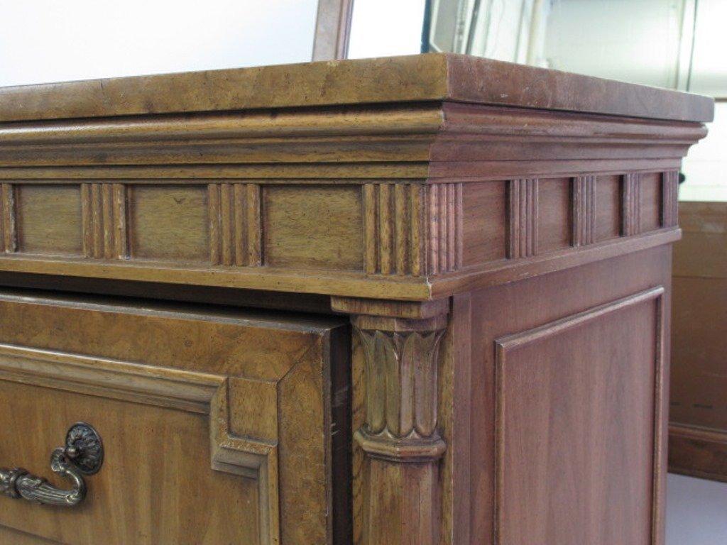 Mid Century Dresser with Mirror - 8