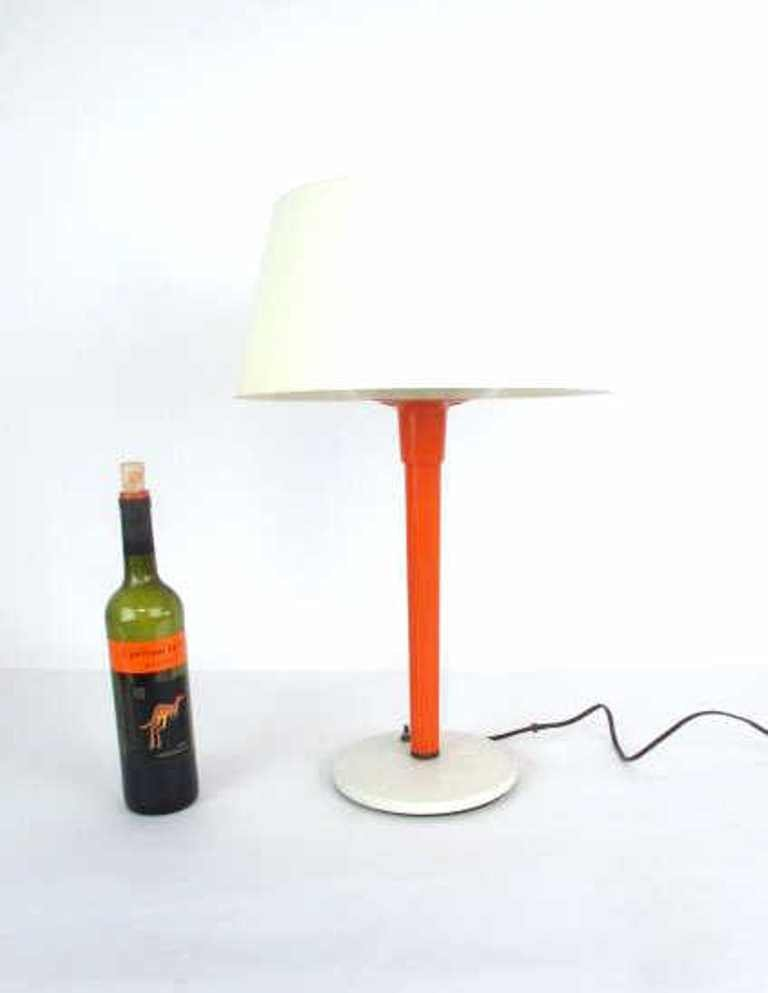 Retro Table Lamp - 2