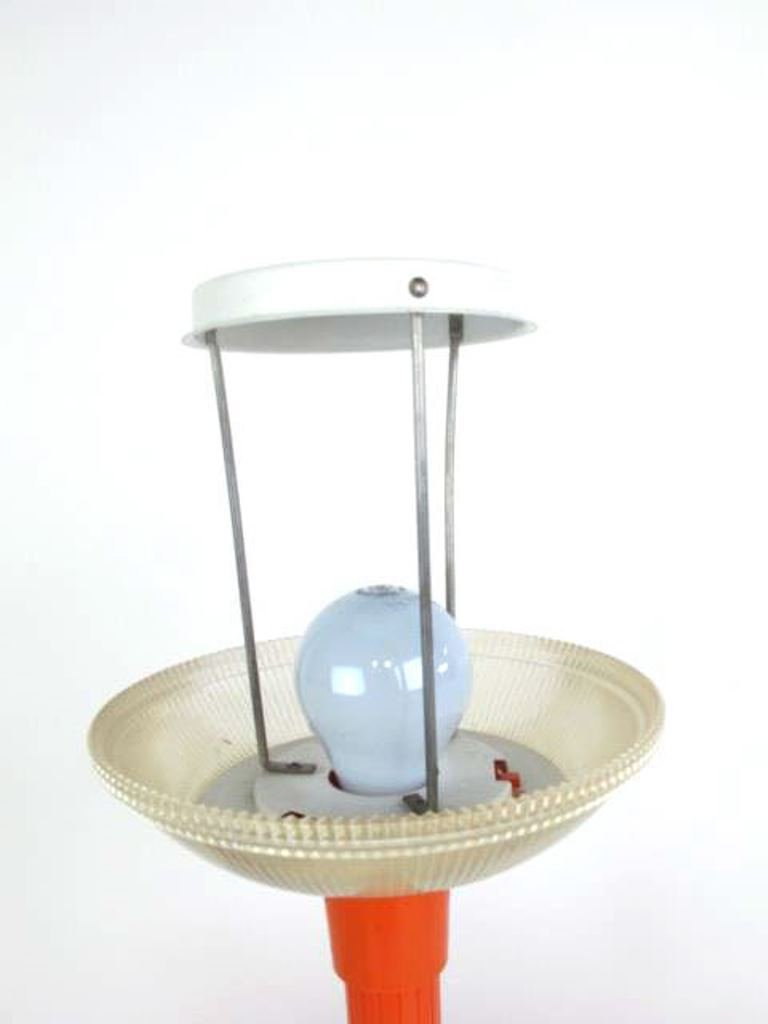 Retro Table Lamp - 6