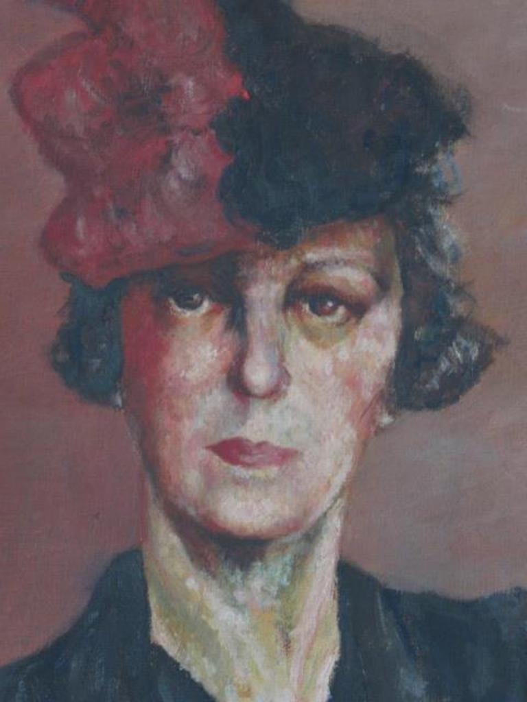 Original Oil on Canvas Portrait - 3