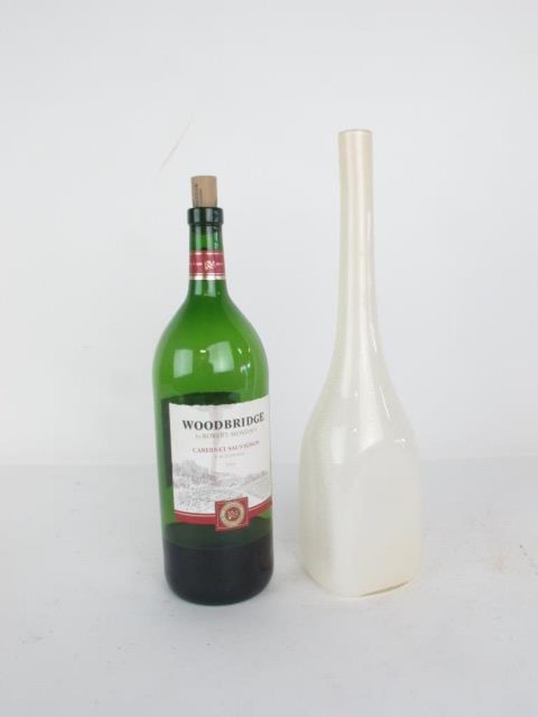 Italian Murano Glass Vase - 2