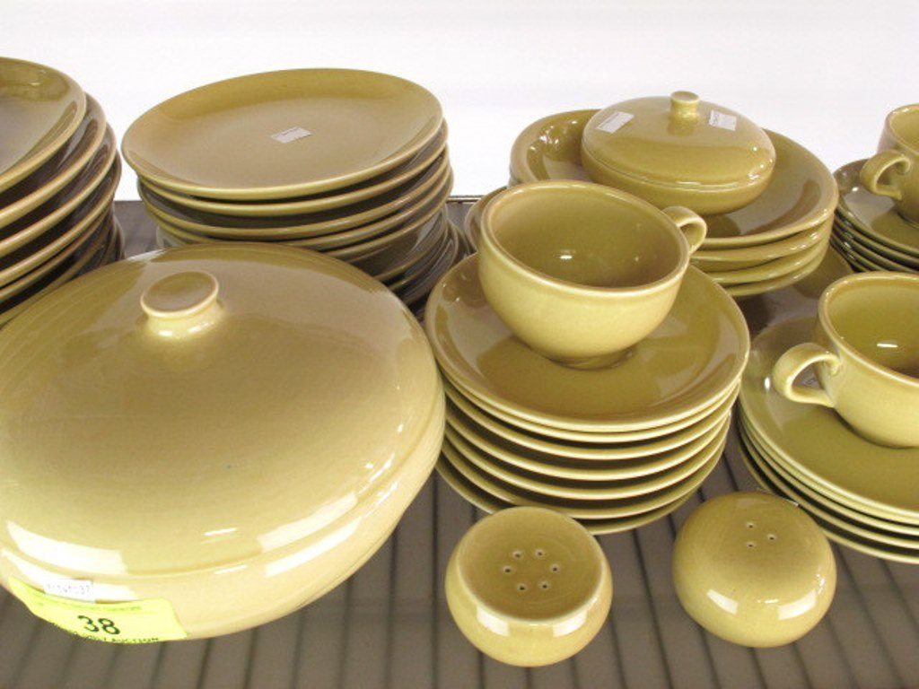 Iroquois Casual China Russel Wright Group Mustard - 3