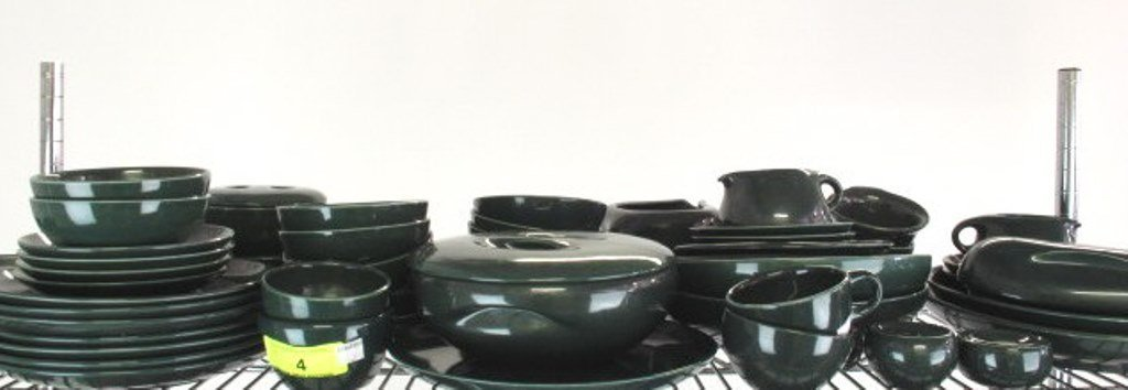 Iroquois Casual China Russel Wright Group Green