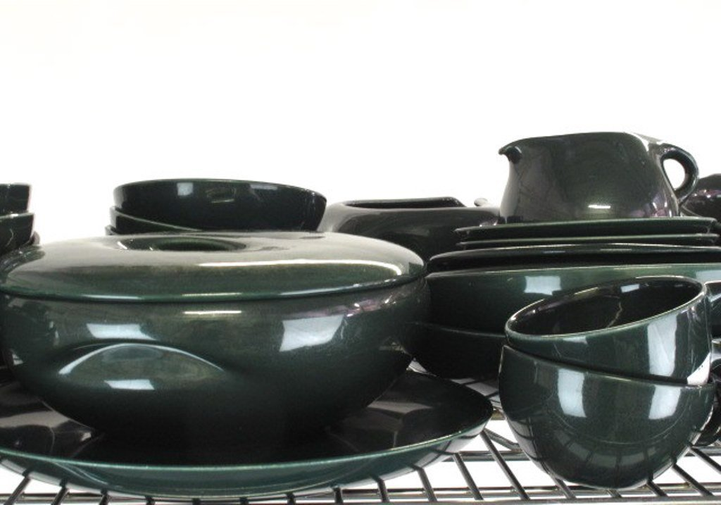 Iroquois Casual China Russel Wright Group Green - 2