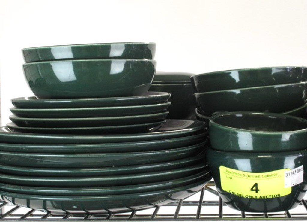 Iroquois Casual China Russel Wright Group Green - 3