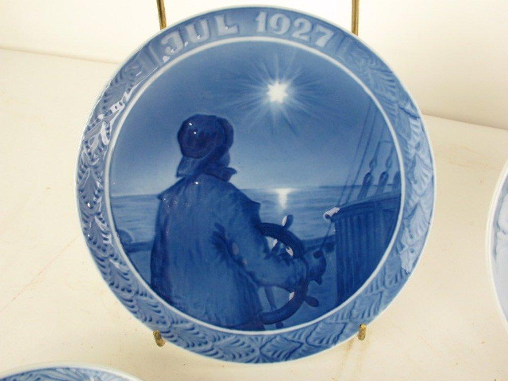 Group 13 Royal Copenhagen Collectible Plates - 2