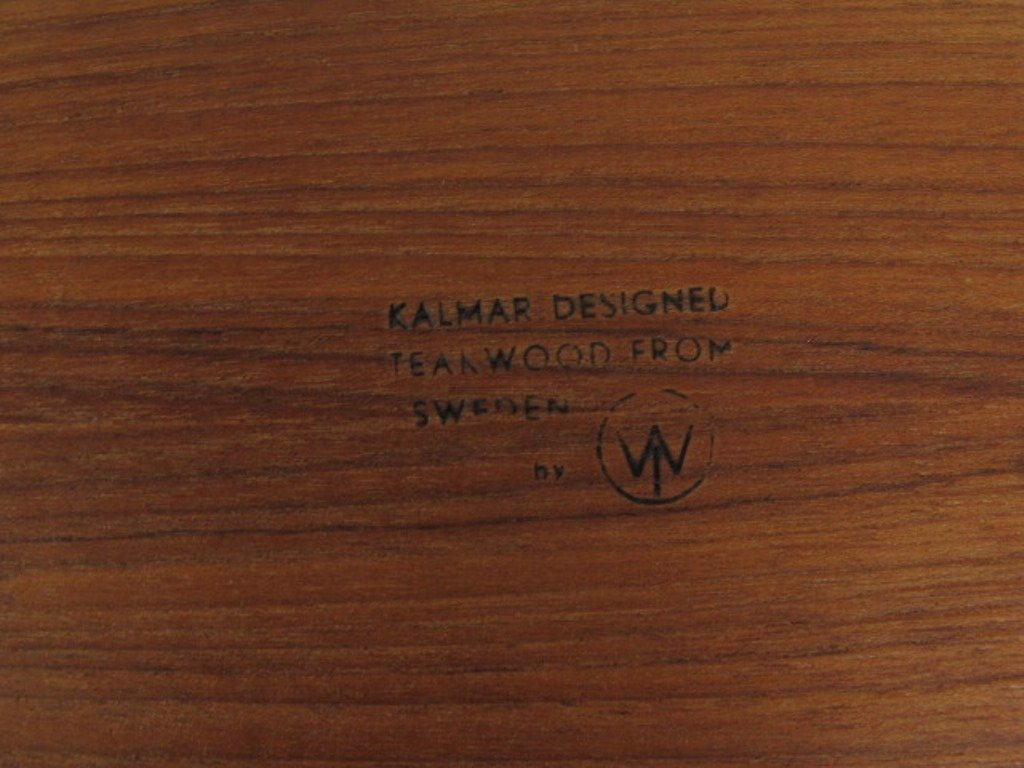 Group of Ten Danish Teak Wood Trays - 3
