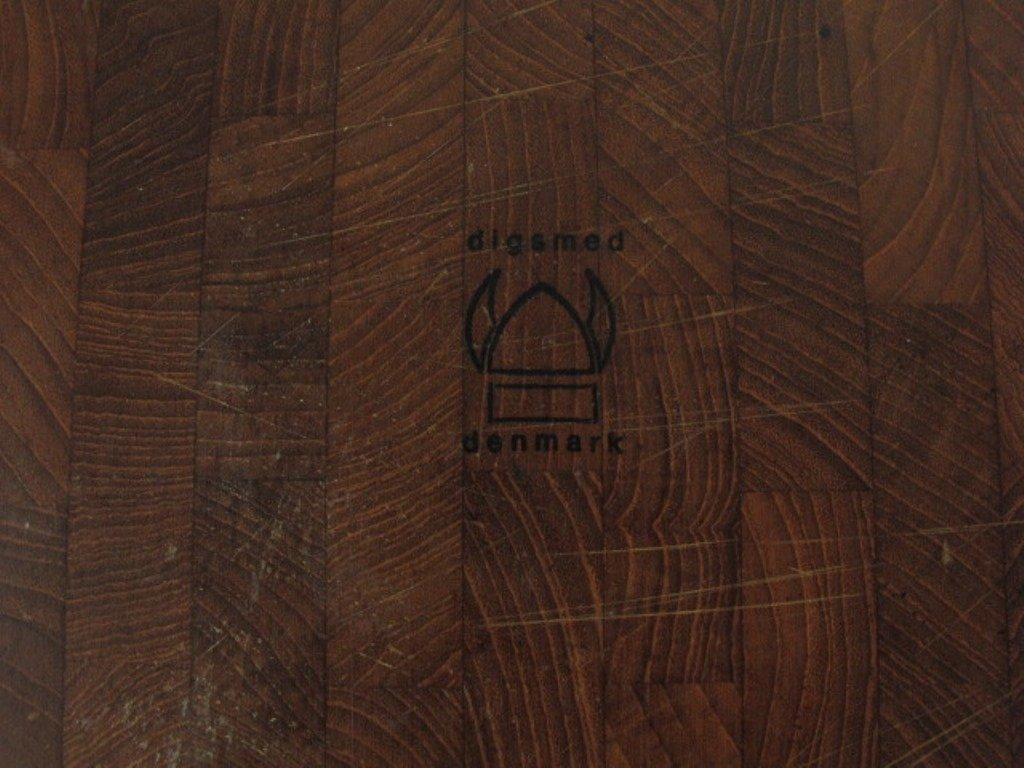 Group of Ten Danish Teak Wood Trays - 7
