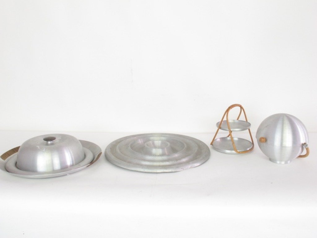 Group of Five Russell Wright Serving Items