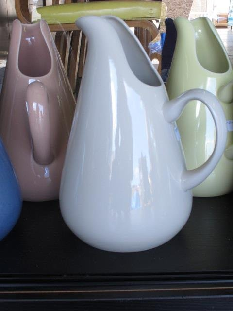 Group of Six Russell Wright Pitchers - 2