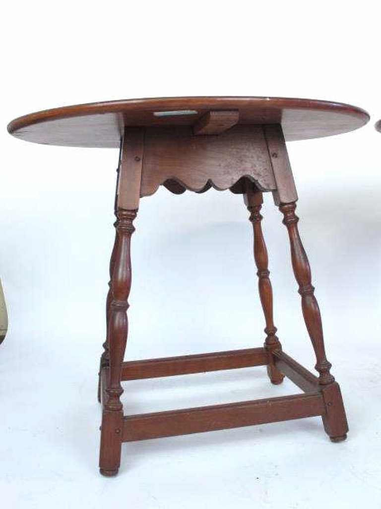 Pr Stickley Cherry Valley Collection Occasional T - 3