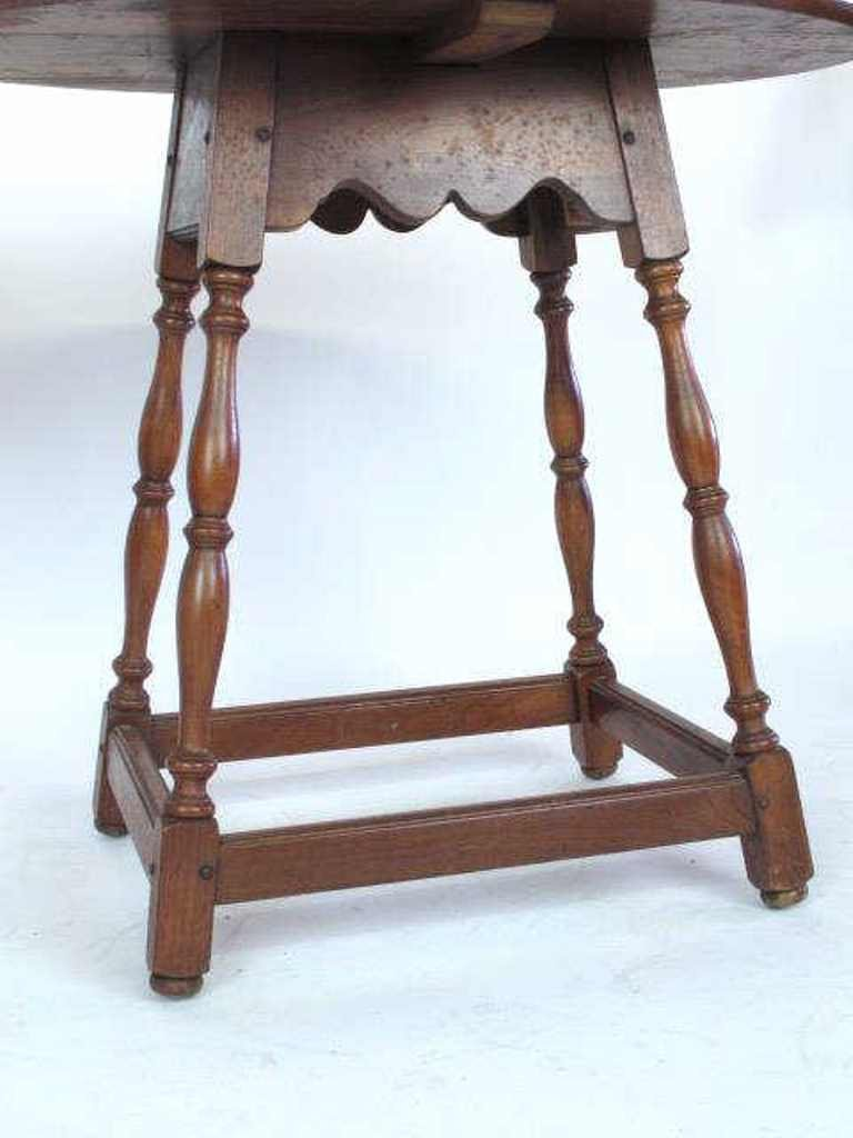 Pr Stickley Cherry Valley Collection Occasional T - 4
