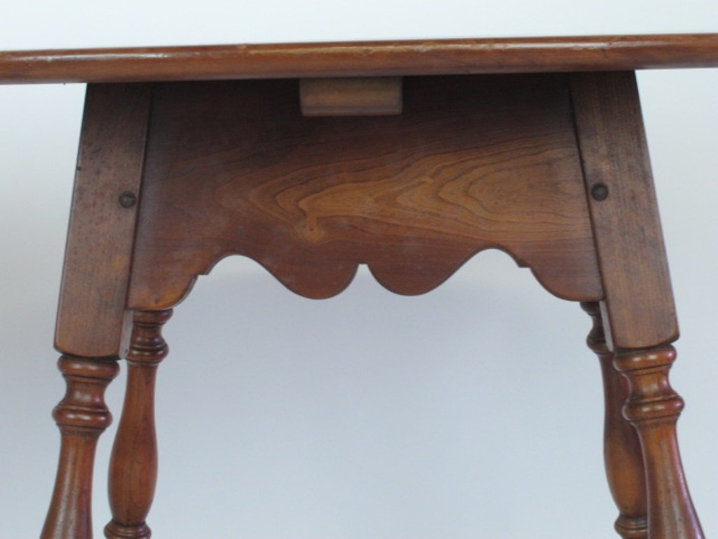 Pr Stickley Cherry Valley Collection Occasional T - 5
