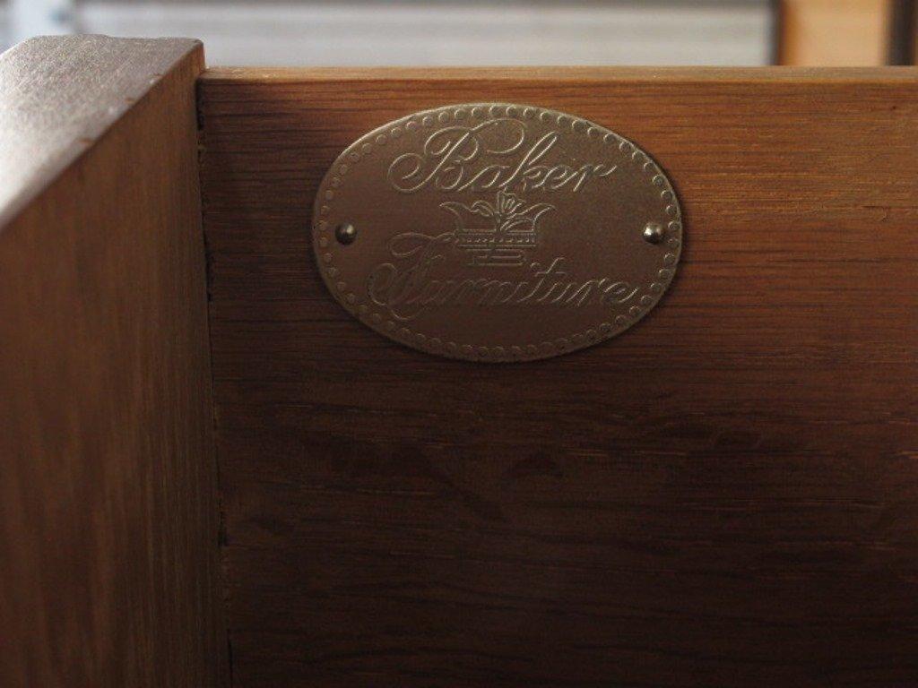 Empire Style Satin Mahogany Dresser - 7