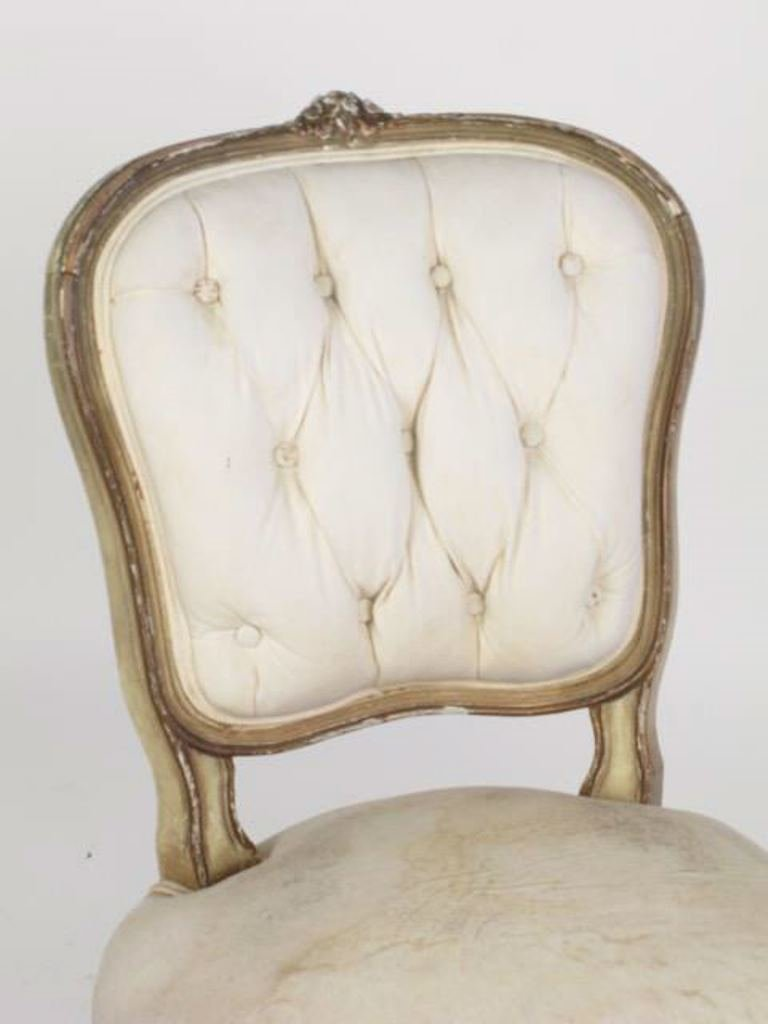 Tufted Side Chair - 2