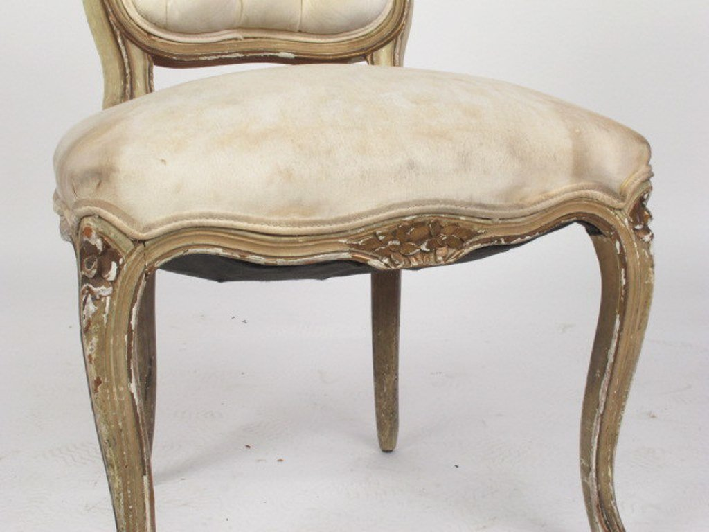 Tufted Side Chair - 4
