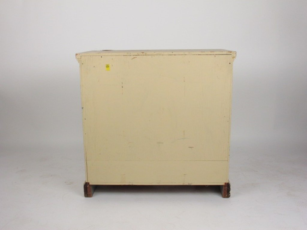 White Painted Classical Style Cabinet - 6