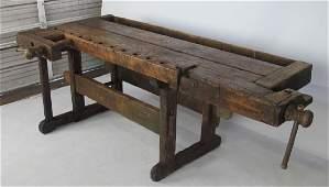 Antique Work Bench