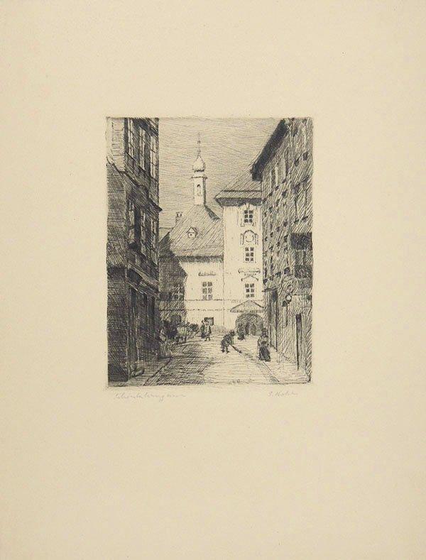 G. Kohl, Schönbrunnergasse 1909
