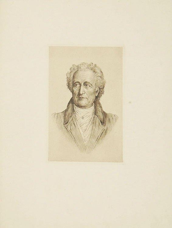 Joseph Kriehuber (1800-1876), Ludwig van Beethoven