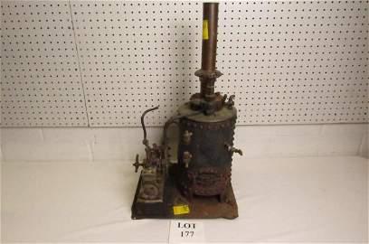 Cast Iron Steam Machine