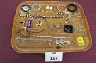 Large Costume Jewelry Lot