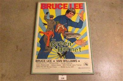 "20th Century Fox ""The Green Hornet"" starring Bruce Lee,"