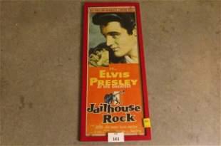 "Metro-Goldwyn-Mayer ""Jailhouse Rock"" starring Elvis"