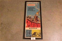 "Universal Pictures ""Spartacus"" starring Kirk Douglas"