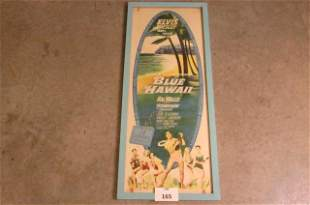 """Paramount Pictures """"Blue Hawaii"""" starring Elvis Presley"""