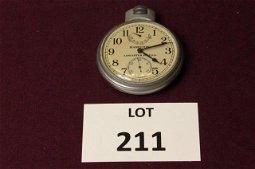 Hamilton, Lancaster, PA, US Naval chronometer Model 22