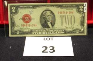 $2 US Note-1928G